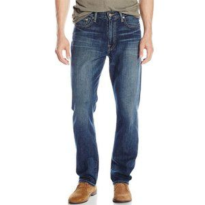 Lucky Brand 36 x 30 Jeans 410 Athletic Fit Relaxed
